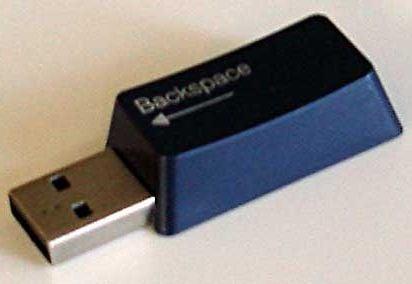 USB Keycap Hack