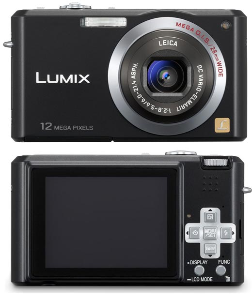 Panasonic Lumix Dmc-Fx100k: 12 Megapixels of Paradise