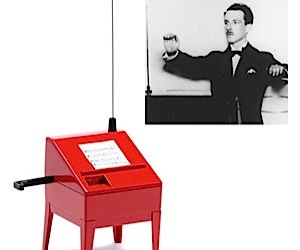 Your Own Mini Theremin