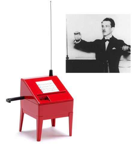 Gakken Mini Theremin