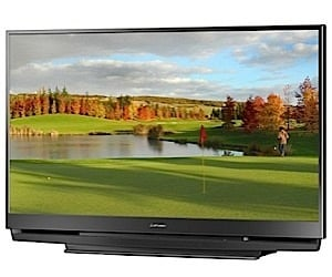 Mitsubishi 73-Inch 1080p Dlp Tv Gets X.V.Color, Hdmi 1.3