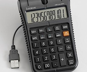 Mouse + Calculator = Mouse-U-Lator?