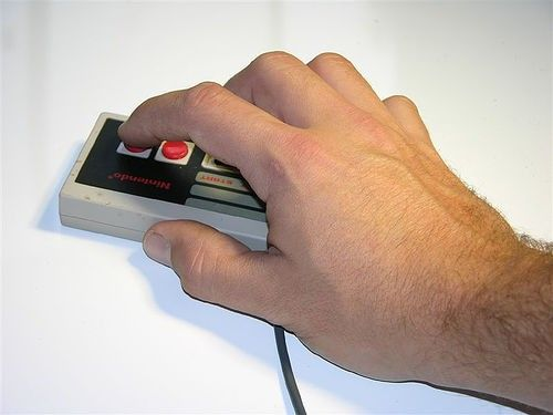 NES Gamepad Mouse