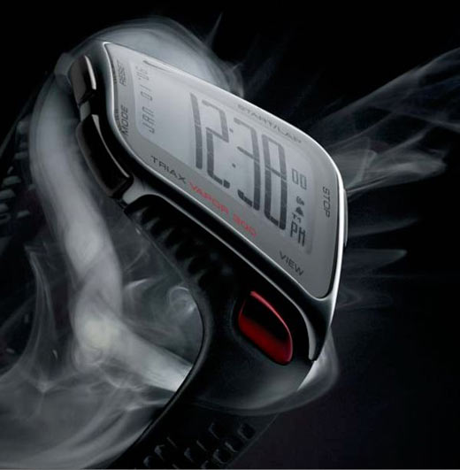Nike Triax Vapor 300: Futuristic Watch for Sports Fiends