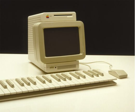 Original Apple Macintosh Concept c 1982