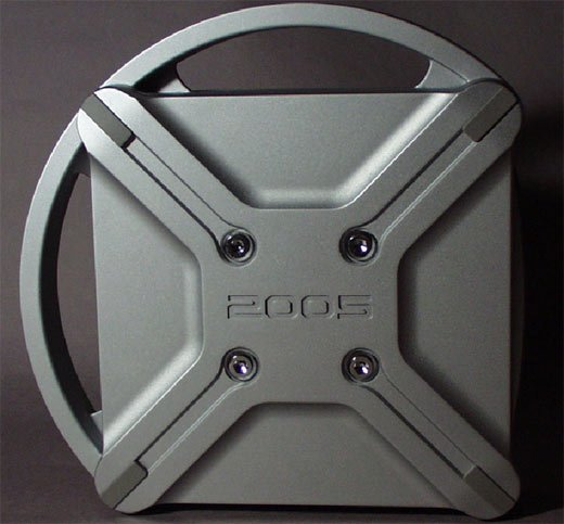 Original Xbox 360 Design Prototype 2