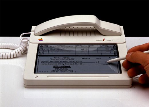 Original Apple Phone Design c 1983