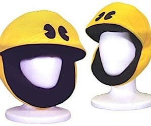 Are You Looking at My Pac-Man Headgear?