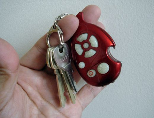 Party Keychain