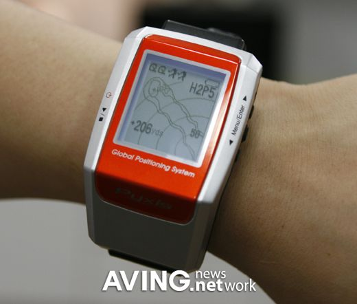 Pyxis Gps Watch for Golfers and Other Sporting Types