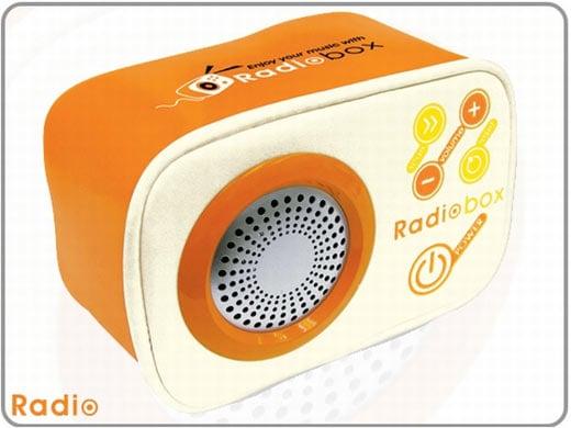 Semk Radiobox Soft FM Radio