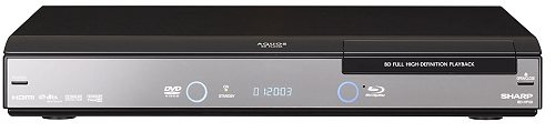 Sharp BD-HP20S Blu-ray Player