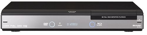 Sharp Bd-Hp20s Blu-ray Player Coming Soon
