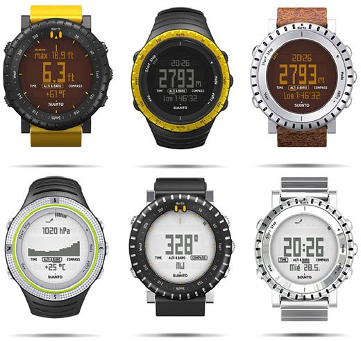 Suunto Core Digital Outdoor Watches