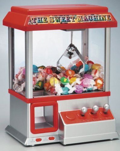 Mini Claw Machine is Grabilicious
