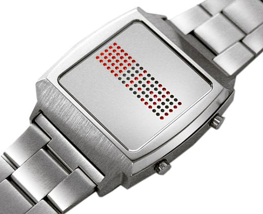 Tokyoflash Cyberpunk LED Watch