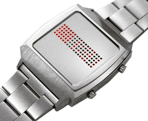 Tokyoflash Cyberpunk LED Watch
