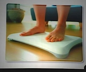 Wii Fit: Lose Weight While Gaming