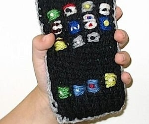 The Hand Knit iPhone