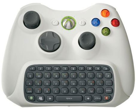 Xbox 360 Messenger Keyboard