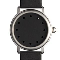 abacus watch black