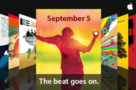 Apple September 5 Invitation