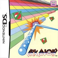 Arkanoid for Nintendo DS (fake boxart)