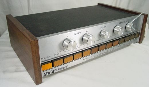 Atari Video Music: Forgotten 1970s Tech
