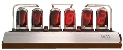 LED Clock Mocks Nixie