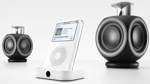 Bang & Olufsen Beolab 3: Speakers From Another Planet