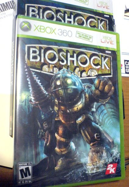bioshock sold early