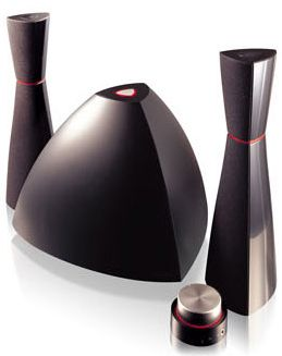 Britz Rosetta Speakers Offer Beauty, No Brawn