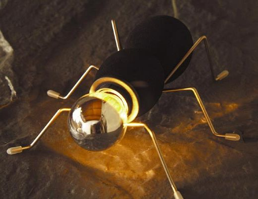 This Bug Lamp Doesn't Zap Insects