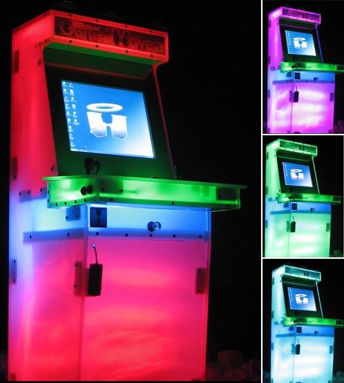 CrystalCade Home Arcade