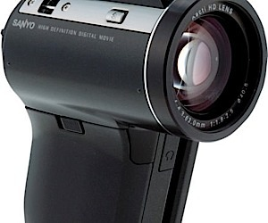 Sanyo Xacti Claims Worlds Smallest 1080p Camcorder