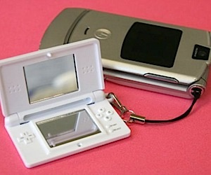 Nintendo Ds Lite Cell Phone Charm