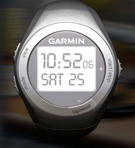 Garmin Forerunner 50 Fitness Gear Auto Syncs to Your Pc