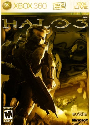 Halo 3 Gone Gold