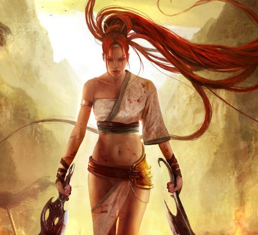 Heavenly Sword Release Date Confirmed