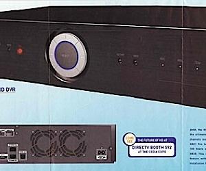 Directv Hr21 Pro HD Dvr Image Leaked