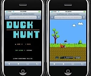 Nintendo Game on iPhone, Without a Hack