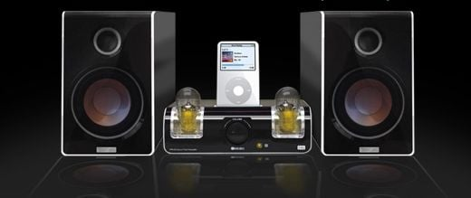 Dice iTPA-220 iPod Tube Sound System