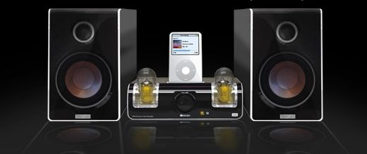 Dice iTPA-220 iPod Tube Sound System
