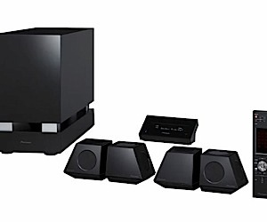 Pioneer 5.1 Home Theater Does Away With Receiver Box