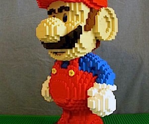 It's a Me, LEGO Mario