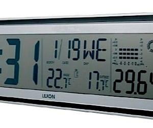 Lexon Status Wall Clock: Information Overload?