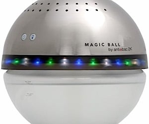 Magic Ball: Your Personal Clean Air Act