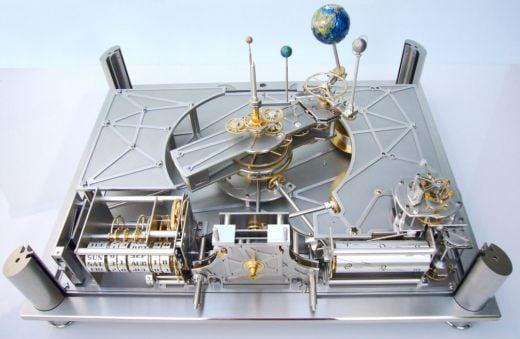 Richard Mille Planetarium-Tellurium