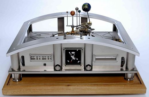 The Real Planetary Clock