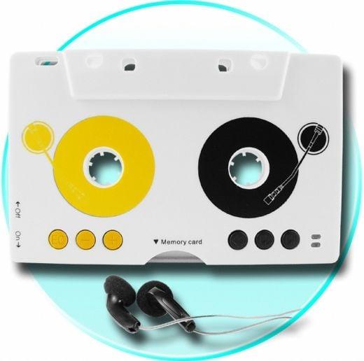 MP3 Cassette Tape